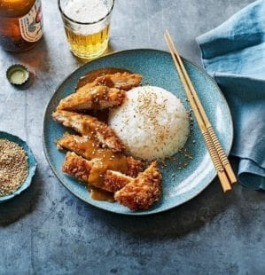 How to make chicken katsu curry