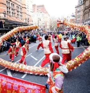 Chinese New Year events for foodies