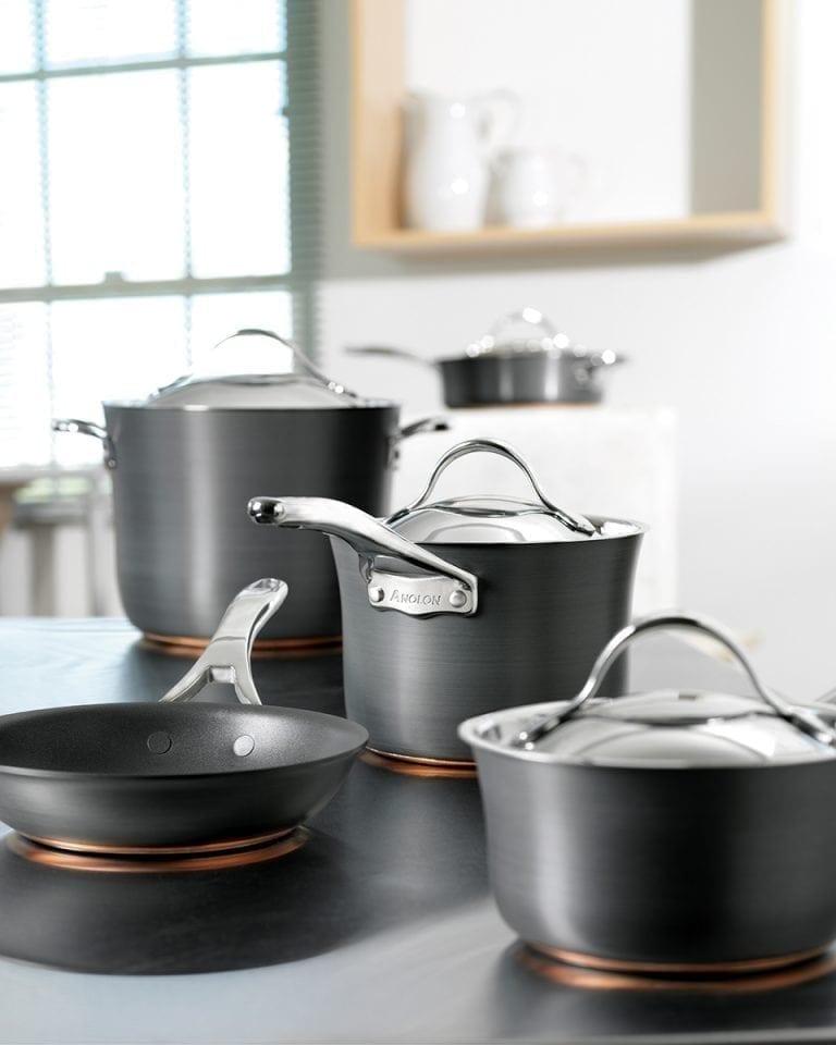 Win a top-notch Anolon copper cookware set