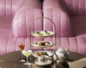 Retro afternoon tea, retro cocktails, retro dining, retro music…