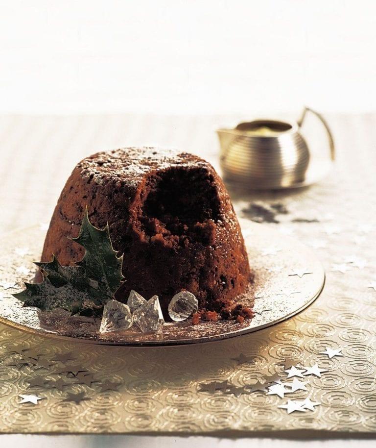 Christmas pudding (suitable for diabetics)
