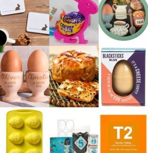 10 Easter gifts that aren't chocolate