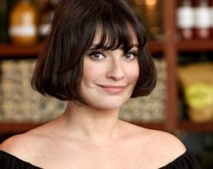 Five minutes with Gizzi Erskine