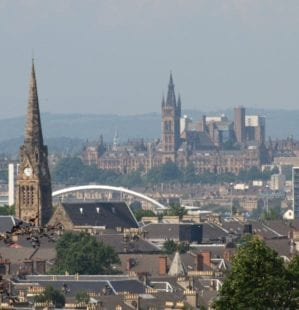 Where to eat in Glasgow, Scotland