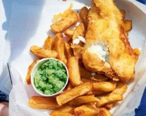 Are these the best fish & chip shops in the UK?