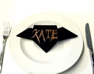 How to make Halloween place cards