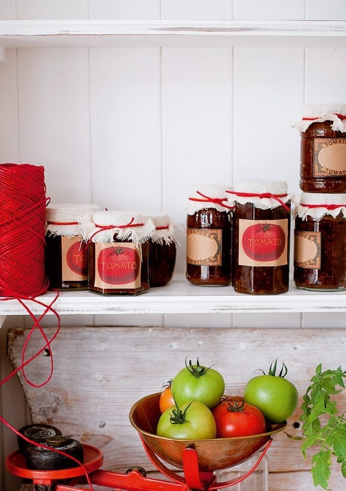 How to make tomato chutney