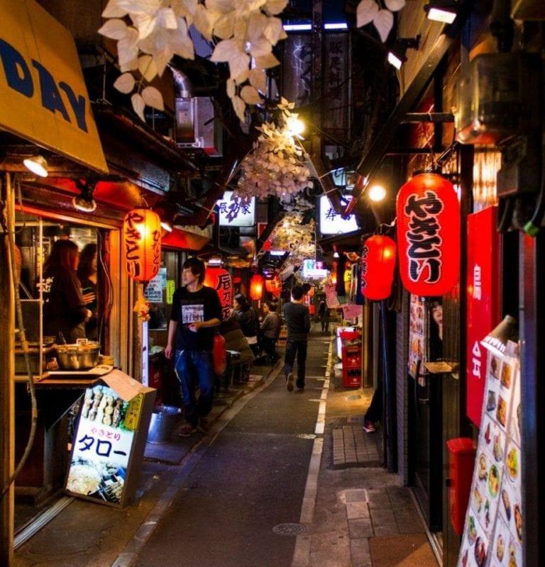 The Japanese izakaya experience heads west