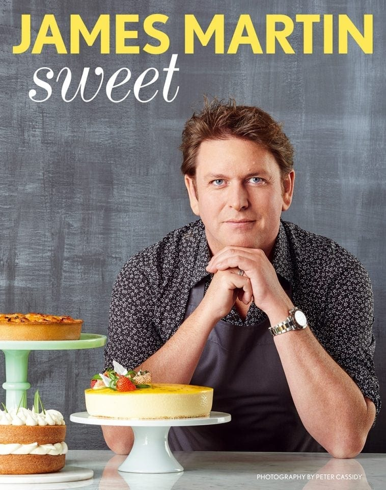 Cook book roadtest: Sweet by James Martin