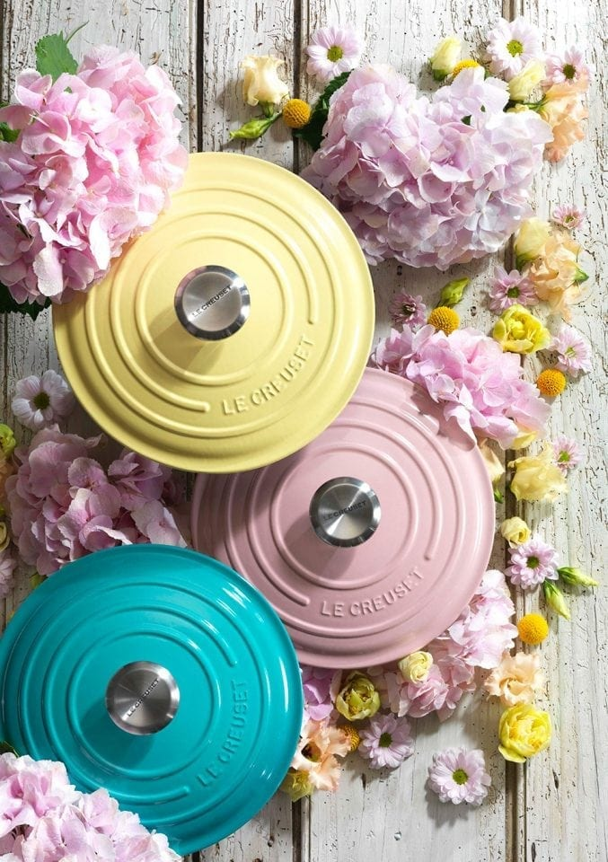 Behind the scenes at Le Creuset