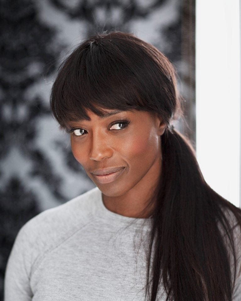 Five minutes with Lorraine Pascale