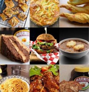 13 ways with Marmite