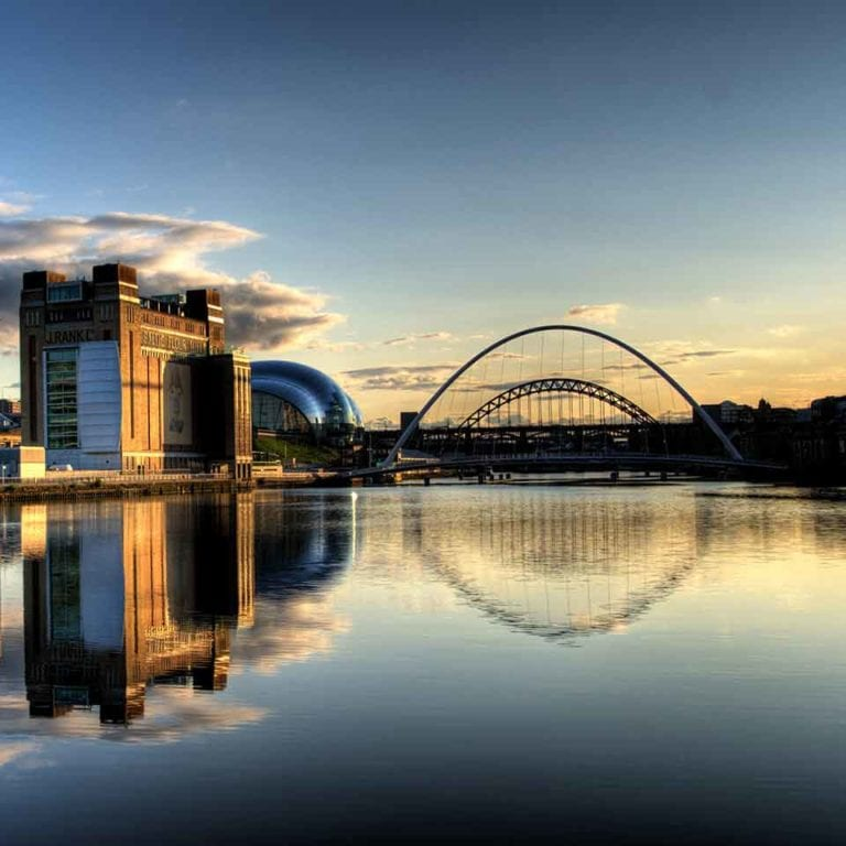 10 top foodie hot spots in Newcastle upon Tyne