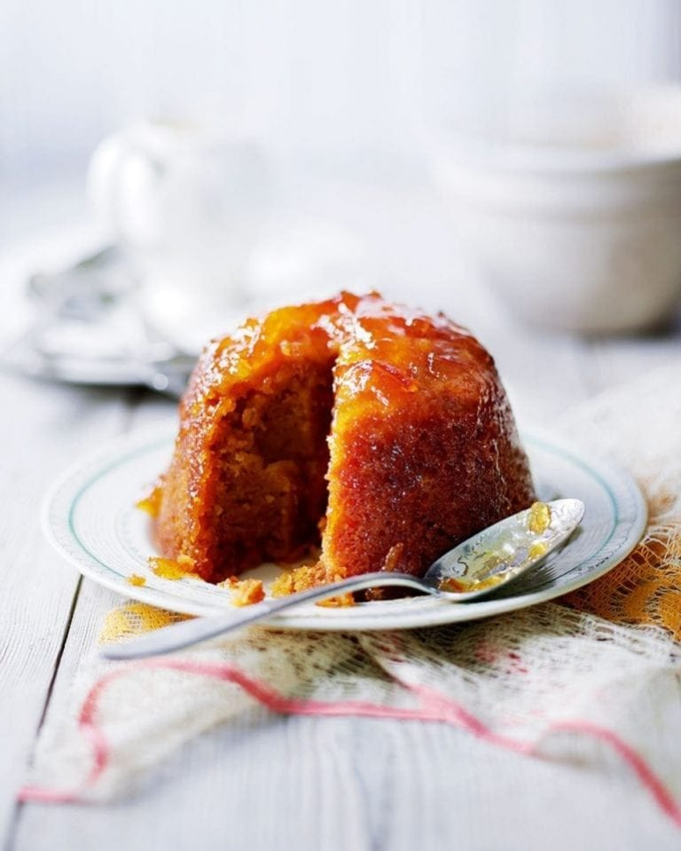 What's your favourite old-fashioned pudding?