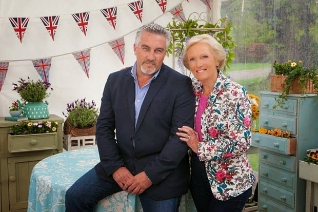 GBBO 8: tears in the tent (not to mention the delicious. office)
