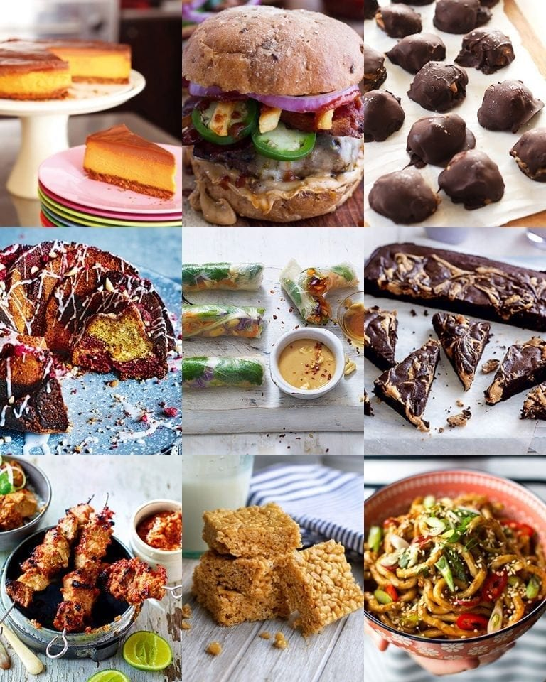 27 ways with peanut butter
