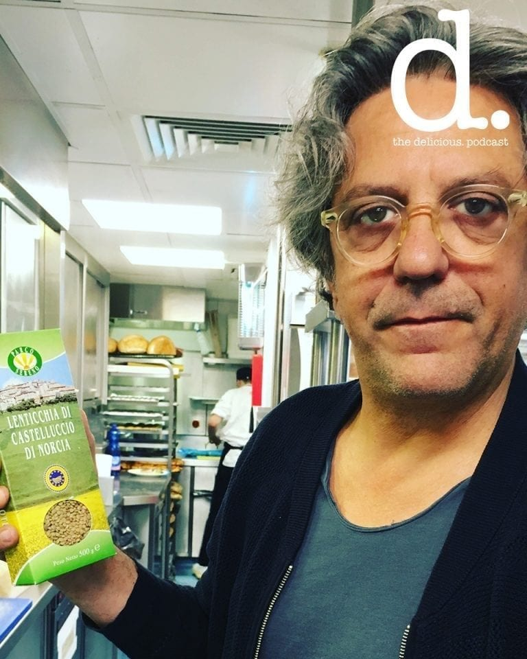 Giorgio Locatelli on the impact of Brexit: listen now