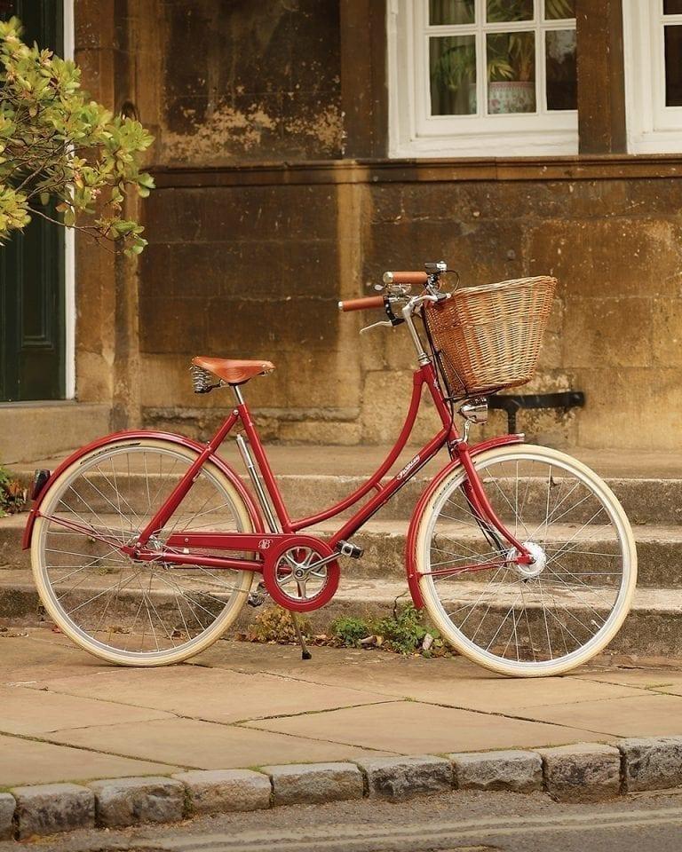 Win a classic 8-speed Pashley bike
