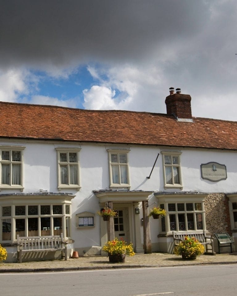 The Bell, Ramsbury, hotel review