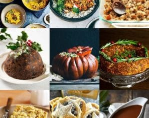 11 comforting vegan recipes so you don't have to miss out this Christmas