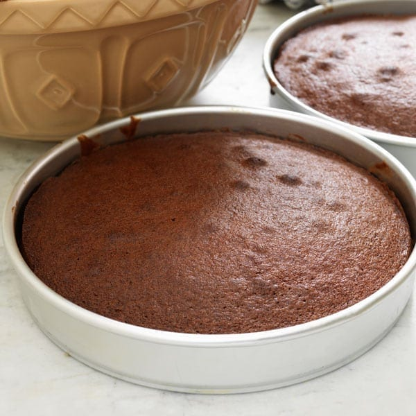 Simple Chocolate Cake Recipe That Takes Just 40 Mins Delicious Magazine