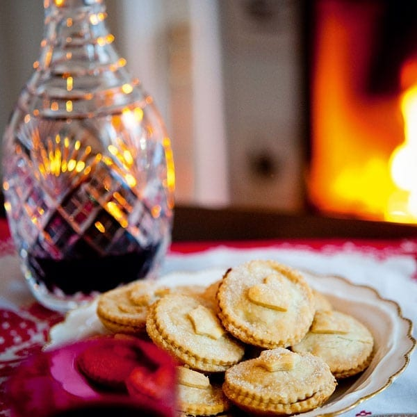 Foolproof mince pies