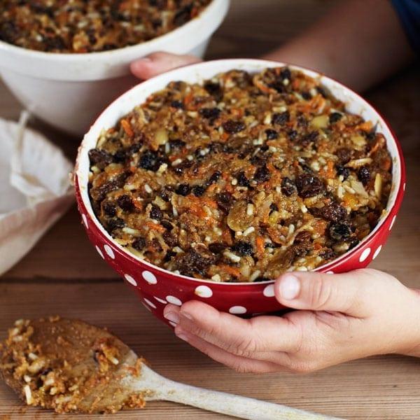 Stir-up traditional Christmas puddings