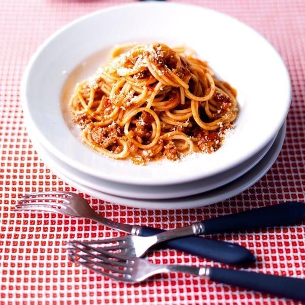 Make-it-easy bolognese
