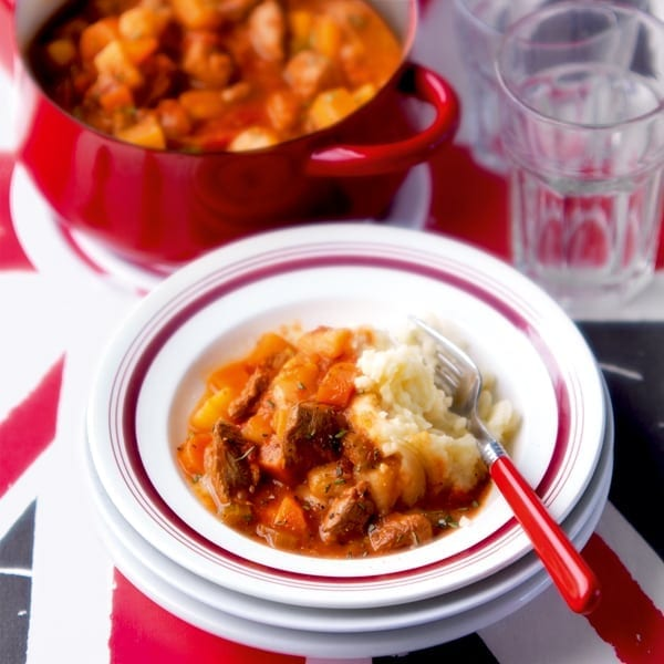 Throw-it-all-in stew