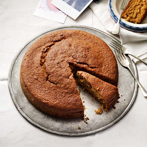 Matt Tebbutt's sherry cake
