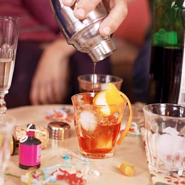 Hanky-panky-meister cocktail