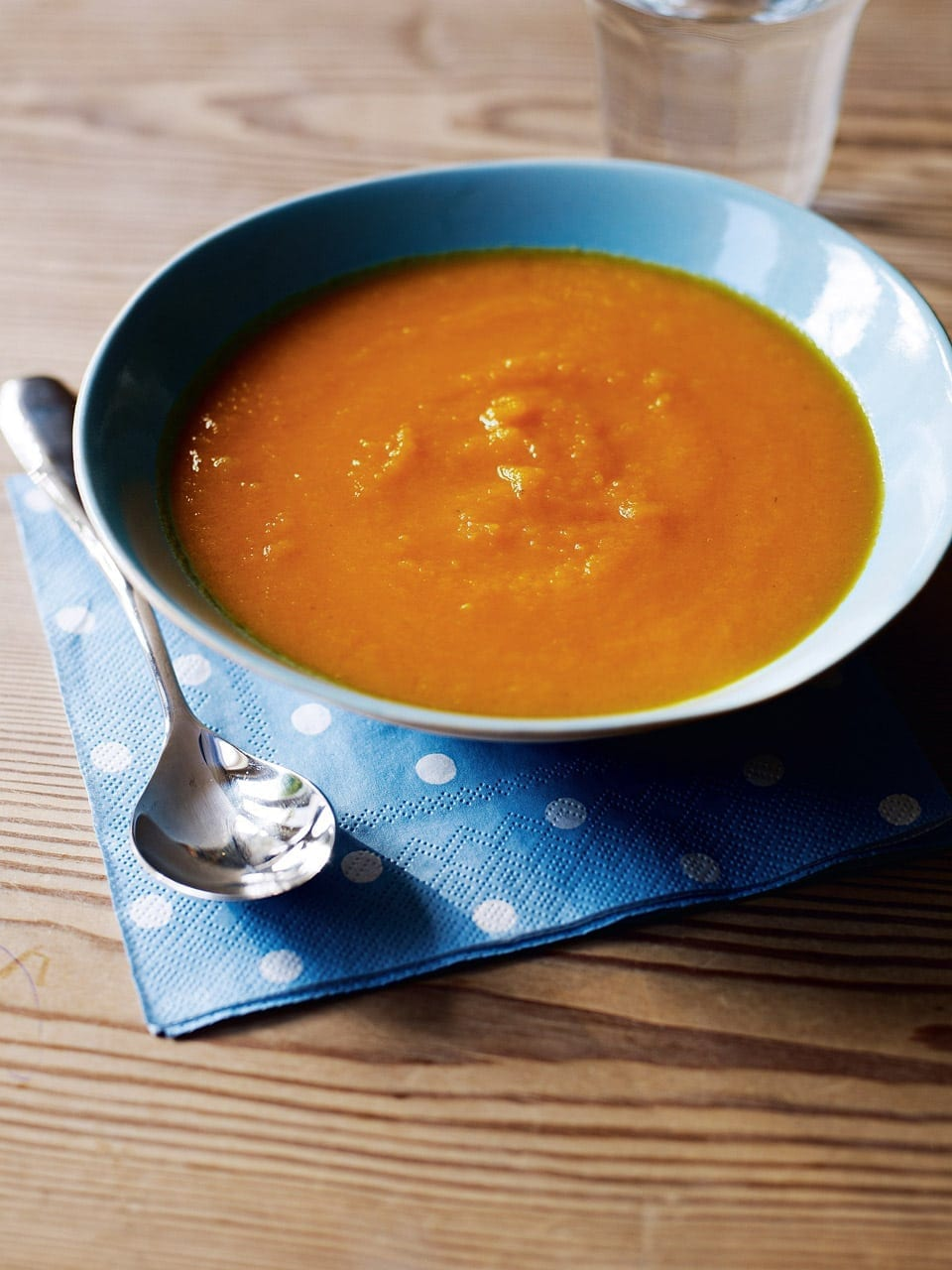 Carrot And Orange Soup Delicious Magazine