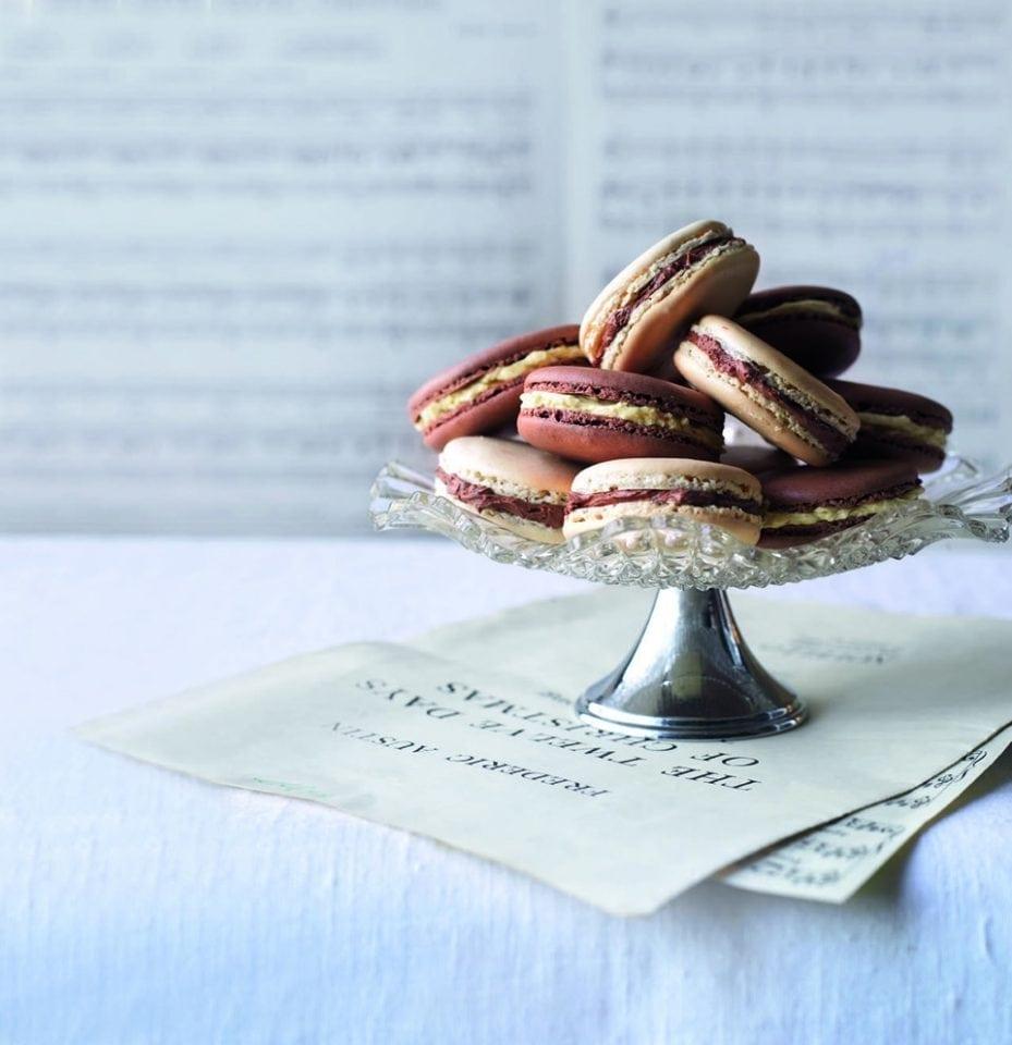 Easy Macaroons Recipe Delicious Magazine