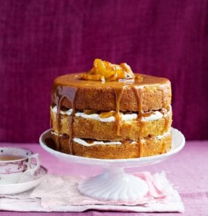Dorset Apple Cake Delicious Magazine