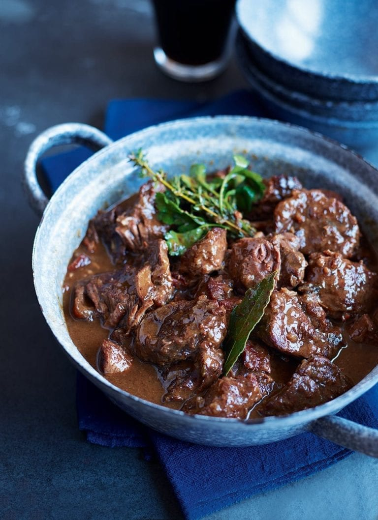 Beef And Guinness Stew Recipe Delicious Magazine