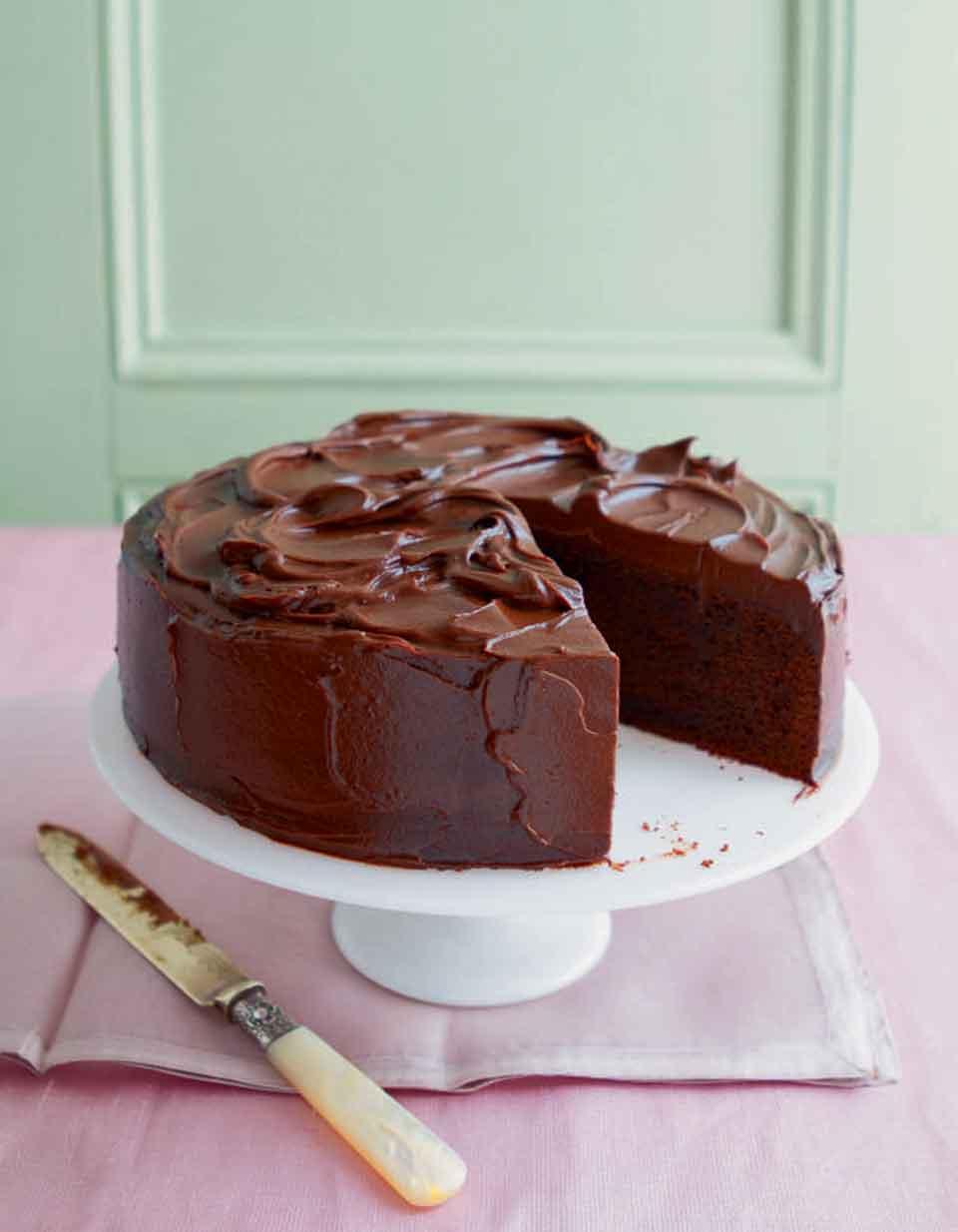 Easy Brownie Recipe Uk