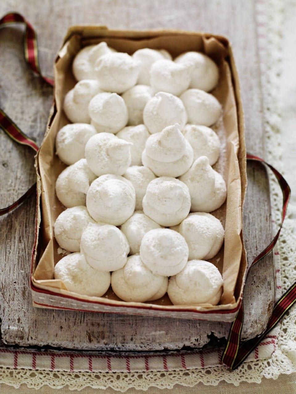 Marshmallow Snowballs Delicious Magazine
