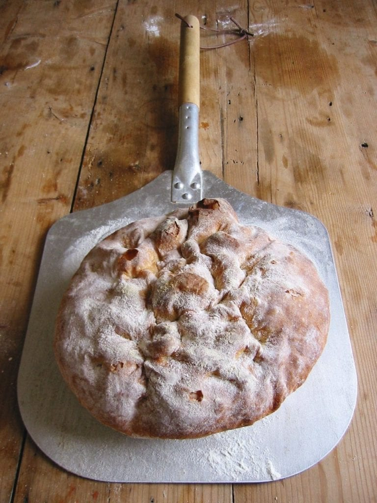 Cumbrian Christmas bread