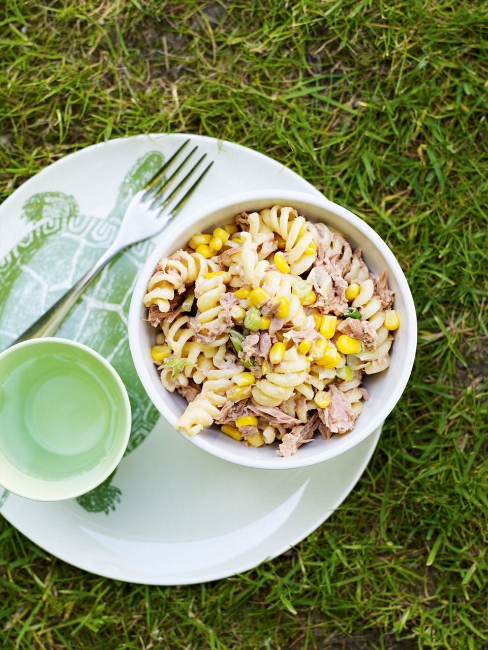 Easy Tuna Pasta Recipe With Sweetcorn And Mayo Delicious Magazine