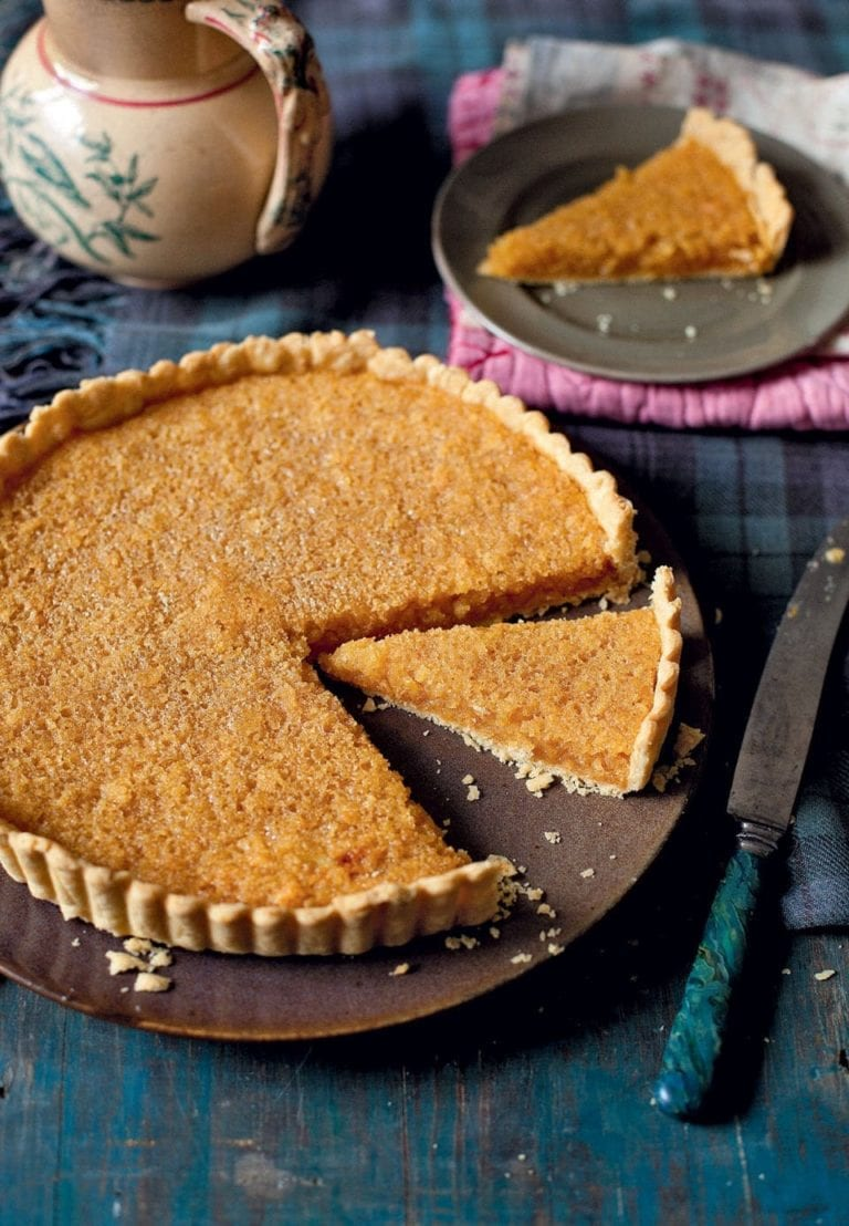 Make-ahead treacle tart