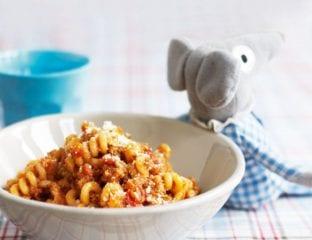 Sausage pasta