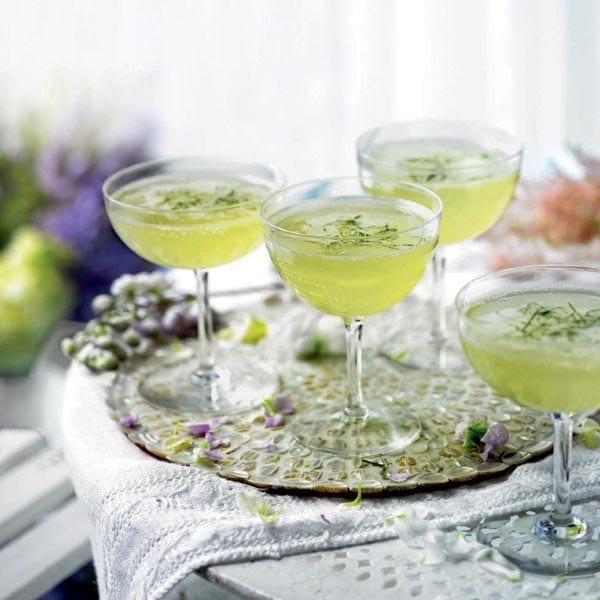 Three booze-free cocktails