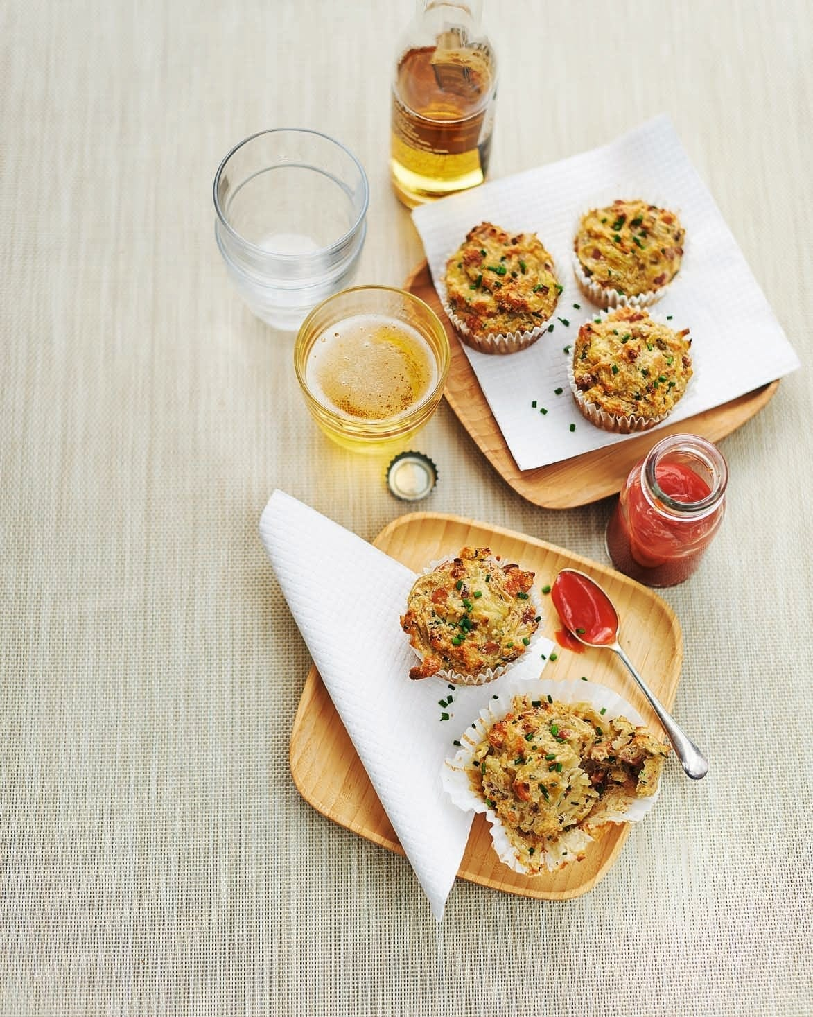 All-day breakfast muffins | delicious. magazine