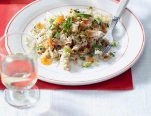 Chicken Thai-fried rice