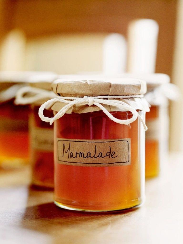 Chunky orange marmalade