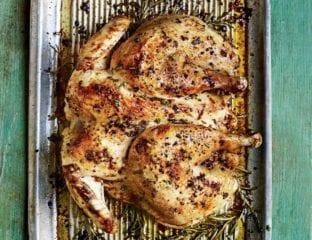 Italian spicy devilled chicken