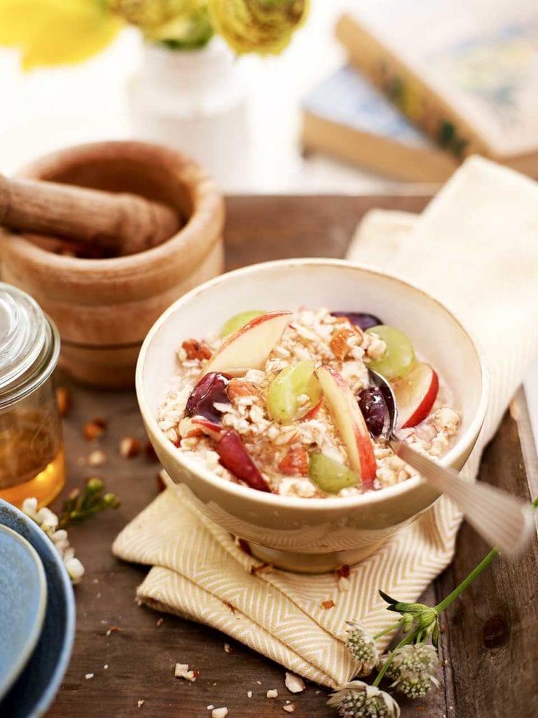 Bircher Muesli Recipe Delicious Magazine
