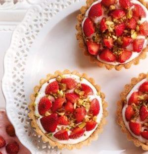 French strawberry tart | delicious  magazine