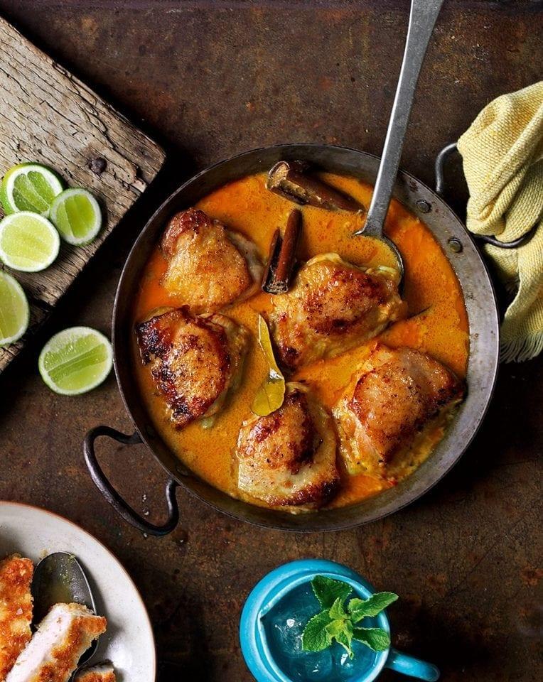 Malaysian-style chicken