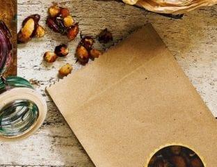 Honey-roast nuts